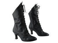 S9T61 Ankle Boot Black Leather (6 Weeks)