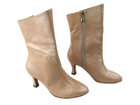 PP205A Ankle Boot Light Tan Light Leather (6 Weeks)
