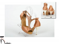 GFranco Dance Shoes Venus (Dark Tan)