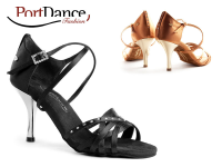 PortDance Fashion PD400 Black Satin