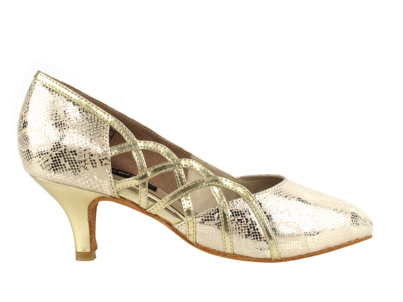 CD5501 Gold Leather