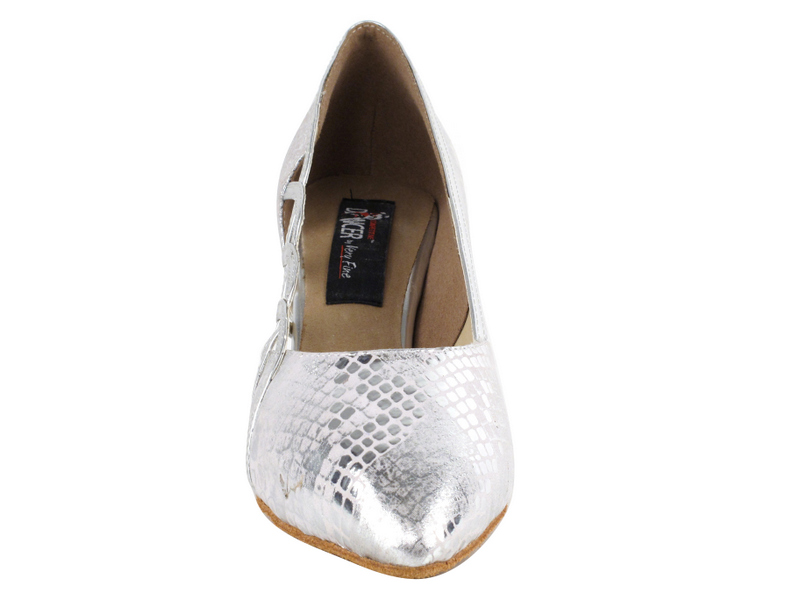 CD5501 Silver Leather