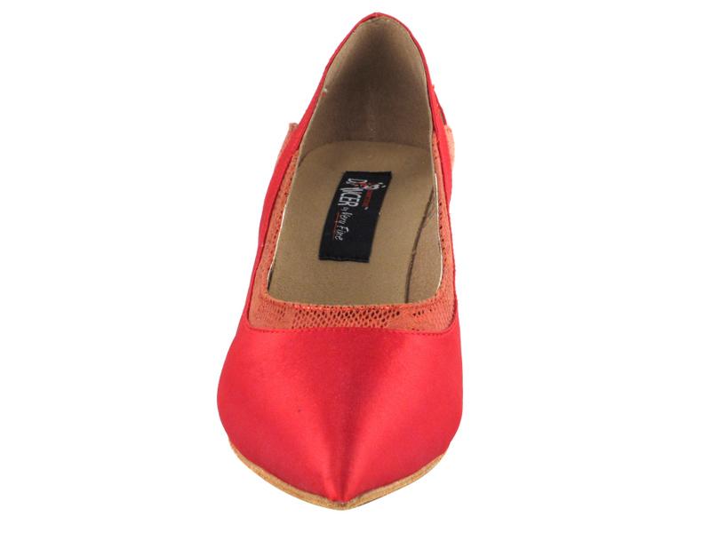CD5505 Red Satin