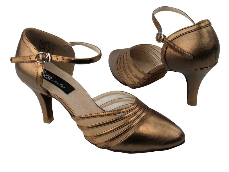 CD6033 Copper Nude Leather