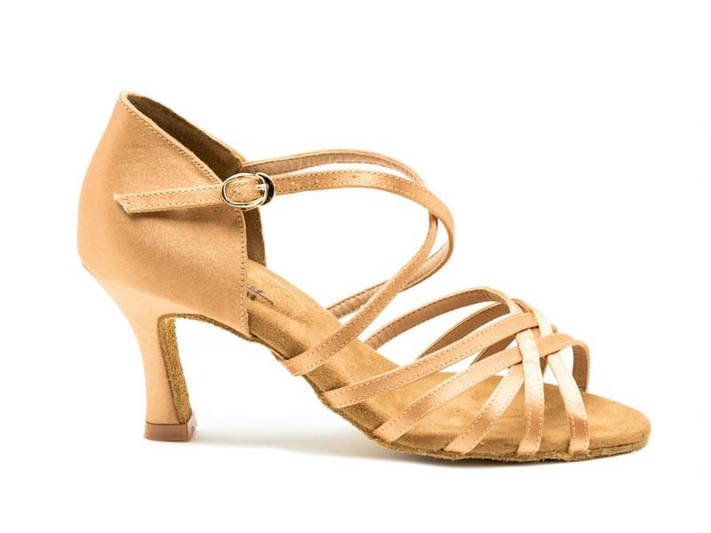 GFranco Dance Shoes 101 Tan