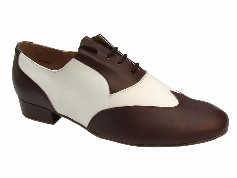 100101M Coffee Brown & Brown Nubuck