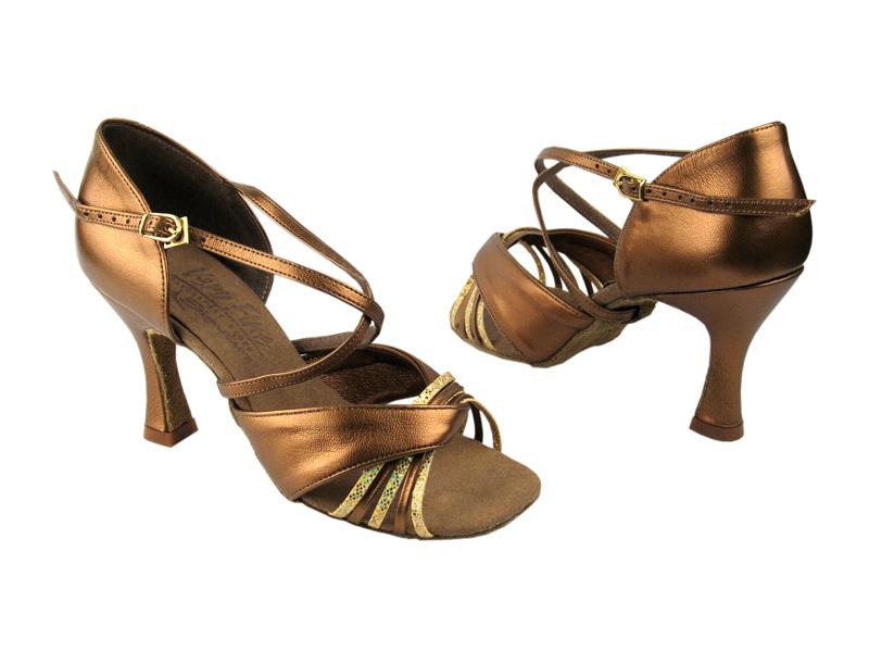 S92305 Gold Scale & Dark Tan Gold