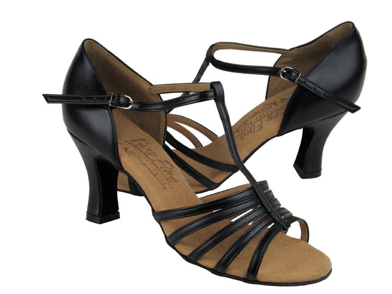S9273 Black Leather